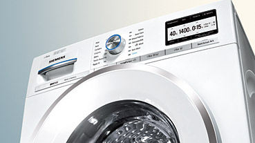 Siemens laundry products
